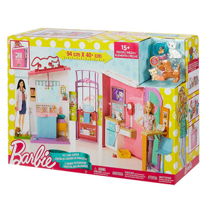 Barbie Pet Care Centre, Multi Color FBR36