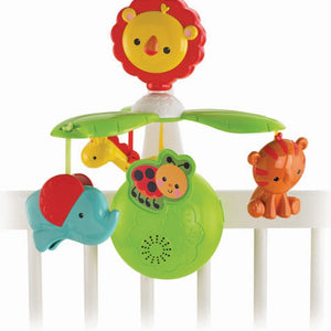 Fisher-Price Grow with Me Musical Mobile Y6599