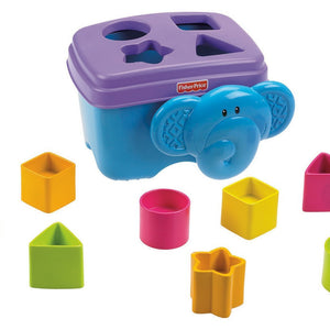 Fisher Price Elephant Shape Sorter W3113