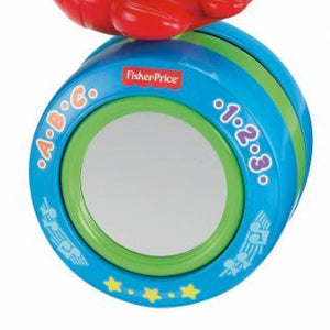 Fisher-Price Laugh and Learn Puppy's Crawl-Along Ball  Y4231