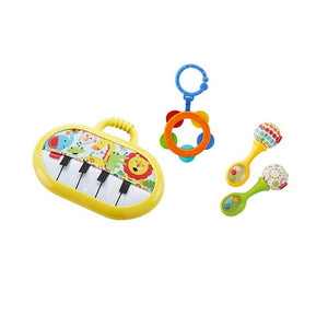 Fisher-Price Music Maker Trio ( 3 in 1 Gift Set )
