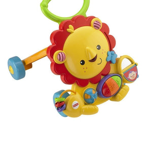 Fisher-Price Musical Walker Lion Y9854
