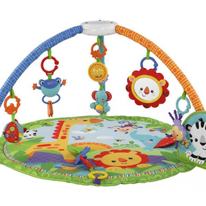 Fisher Price - Rainforest Friends Signature Style Musical Gym Y6590