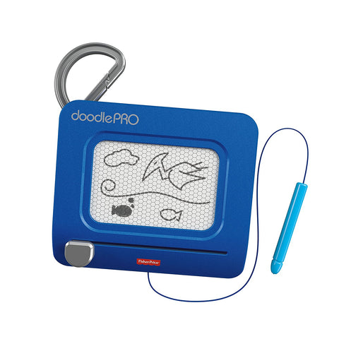Fisher Price Doodle Pro Clip, BLUE CHP07