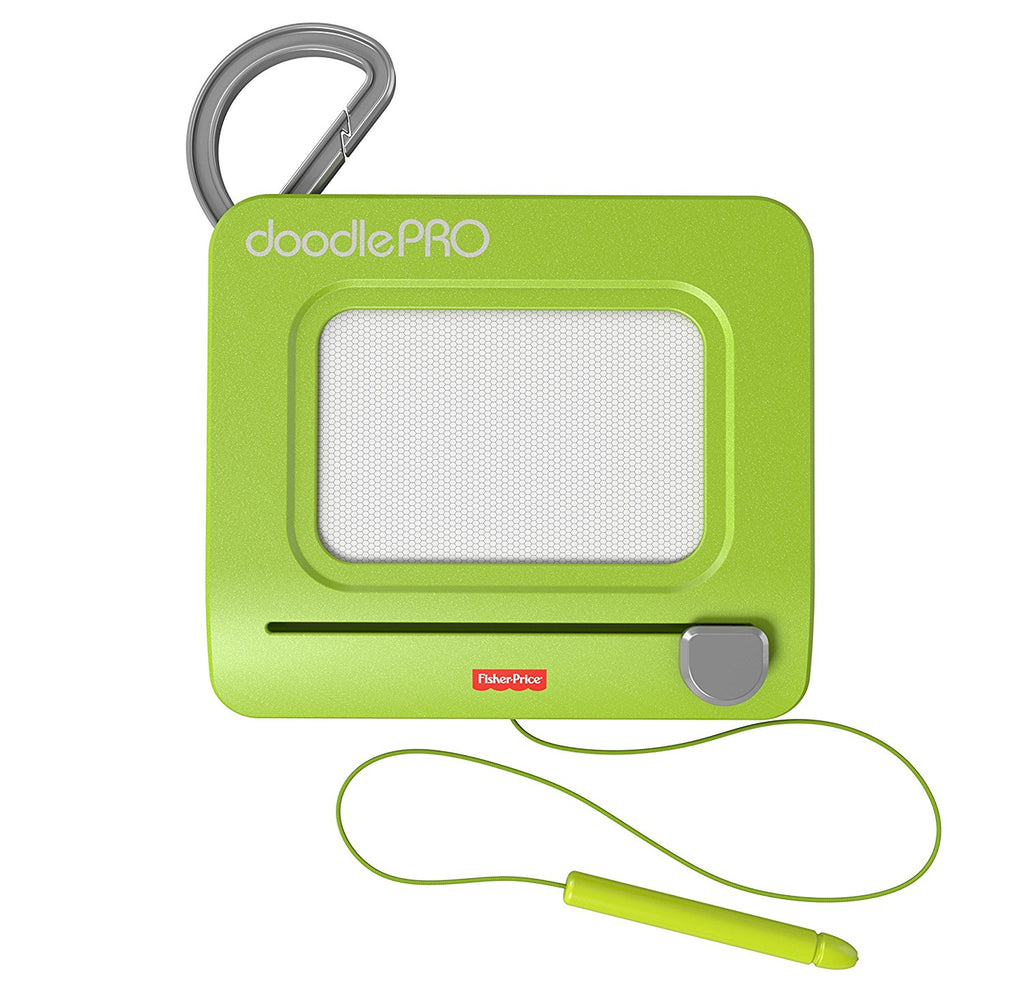 Fisher Price Doodle Pro Clip, Green CHP07