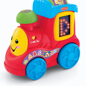 Fisher Price Laugh and Learn ABC Train W2234