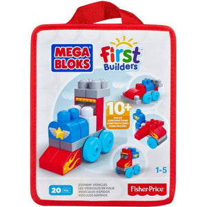 Fisher Price Mega First Builders Blocks CNH08-CNH09