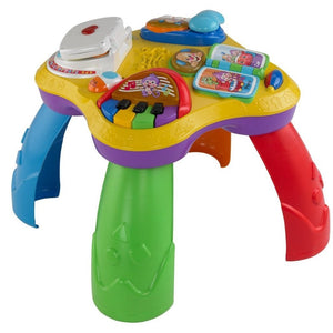 Fisher Price Puppy and Friends Learning Table Y7755