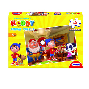 Frank Noddy, Multi Color (60 Pieces) 50704