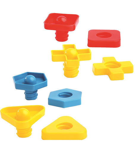 Funskool Nuts and Bolts 9655000