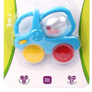 Giggles Mixer Truck Teether Ratle 2015, Multi Color 9662300