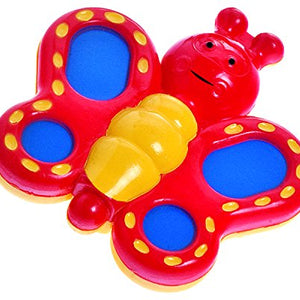 Funskool Butterfly Rattle for Babies ( Color May Vary )