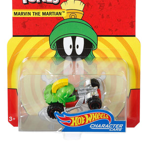 Hot Wheels Looney Tunes Marvin The Martian DMH73-DXT15
