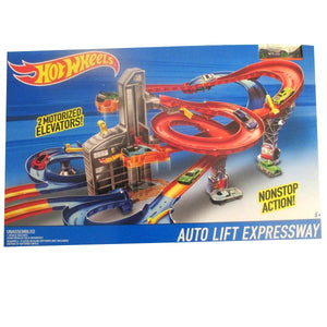 Hot Wheels Auto Lift Expressway Playset CDR08