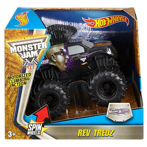 Hot Wheels Monster Jam Mohawk Warrior, Multi Color CHV22-CHV51
