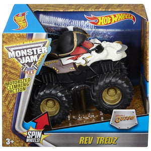 Hot Wheels Monster Jam Pirate's Curse, Multi Color CHV22-DKM38