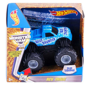 Hot Wheels Monster Jam Blue Thunder, Multi Color CHV22-FBC99