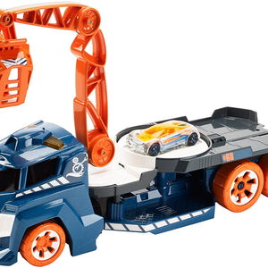 Hot Wheels Lights and Sounds Vehicle, Spinnin' Sound Crane DJC69-DJC70
