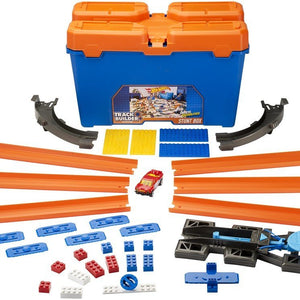 Hot Wheels Track Builder Stunt Box DWW95