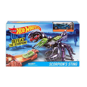 Hot Wheels Trackset Scorpion's Sting DYL99-DYM02