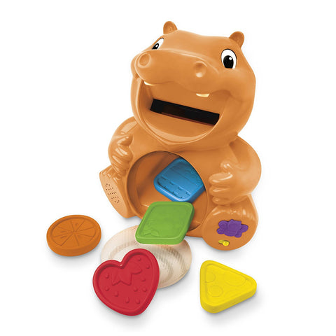 Hasbro Learnimals Colour Me Hungry Hippo Leraning Toy