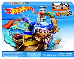 Hot Wheels  Colour Shifters Sharkport Showdown BGK04