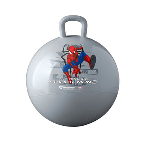 Hop Ball Hopper Spiderman ( Inflates to 17 inch diameter )