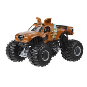 Hot Wheels Monster Jam Scooby Doo Vehicle CBY61-BGH23