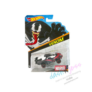 Hot Wheels 1: 64 , Marvel Character Car, Venom  BDM71
