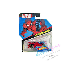Hot Wheels, Marvel Character Car, Spiderman BDM71