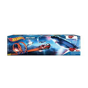 Hot Wheels Space Strife Track Set FCN83