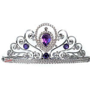 Jessie My Princess Tiara / Crown of Jades ( Purple ) MPT-DH-3061