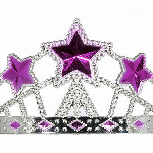 Jessie My Princess Tiara / Crown of Stars ( Pink ) MPT-CP-2