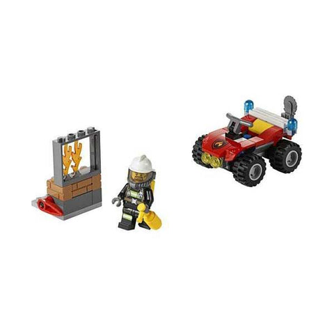 Lego City Fire ATV , Lego 60105 ( BULK BUY 10 BOXES )