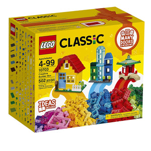 Lego Creative Builder Box, Multi Color,Lego 10703