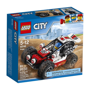 Lego City Great Vehicles Buggy Building Kit , Lego 60145