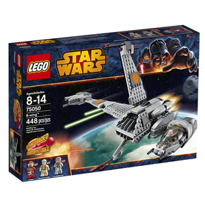 Lego Star Wars B-Wing Fighter , Lego Set 75050