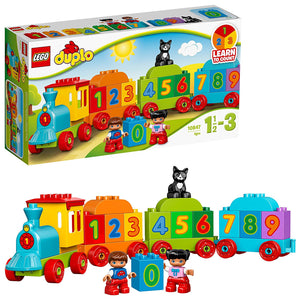 LEGO Duplo Number Train Building Blocks , LEGO 10847
