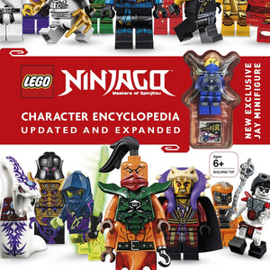 LEGO Ninjago Character Encyclopedia Updated and Expanded: With Minifigure