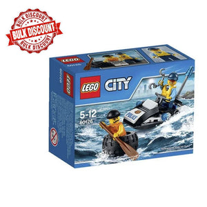 Lego City Tire Escape , Lego 60126 ( BULK BUY 10 BOXES )