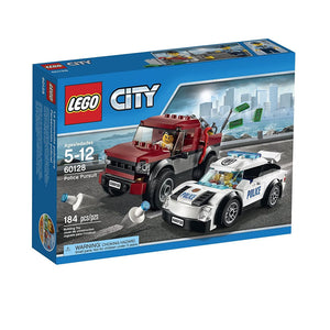 Lego City Police Pursuit , Lego 60128