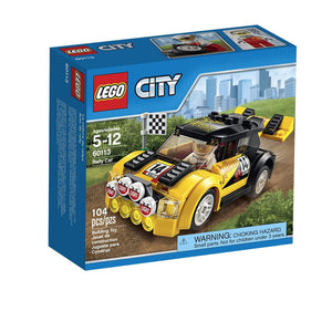 Lego City Rally Car , Lego 60113