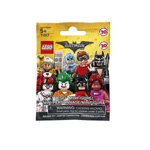 Lego Minifigure Batman Movie 71017  (  One Random Surprise Pack )
