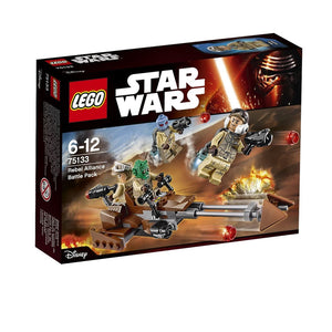 Lego Star Wars Rebel Alliance Battle Pack , Lego 75133