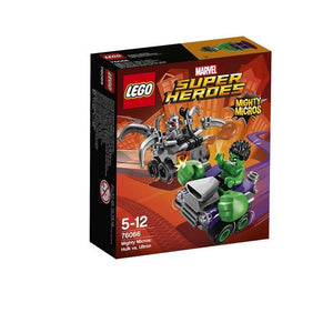 Lego Super Heroes Mighty Micros Hulk Vs Ultron