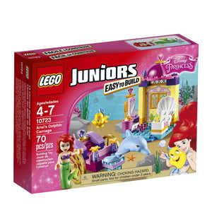 Lego Juniors Ariel's Dolphin Carriage,Lego 10723
