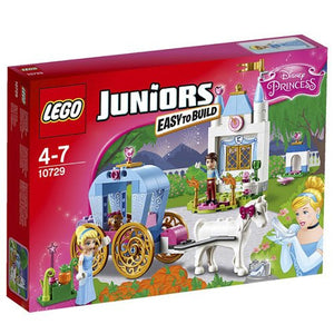 Lego Juniors Cinderella's Carriage,Lego 10729