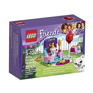 Lego Friends Party Styling,Lego 41114