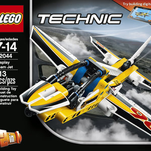 Lego Technic Display Team Jet , Construction Lego Set 42044