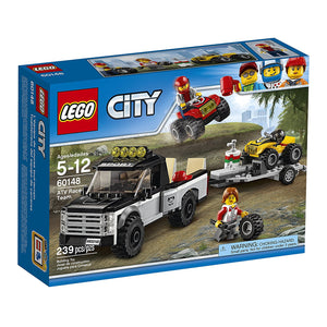 Lego City ATV Race Team , Lego 60148